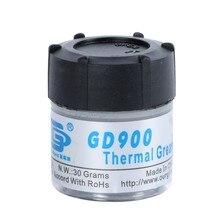 N.W. 30 г Серый GD900 Радиатора Соединение Термопаста Вставить