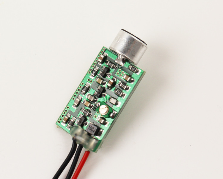 10db M01 Mini FM adó 60MHZ-128MHZ mini bug wiretap dictagraph intereptor