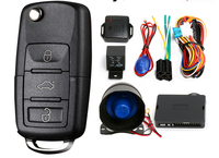 Car anti theft lock Car Alarm Alarm system One way alarm Car electronic lock General purpose Auto Accessories