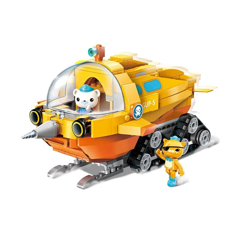 Enlighten Octonauts All Set Brick Toys 43