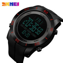 SKMEI Brand Fashion Mens Sports Digital Watches LED Military Waterproof Wristwatches Men MultiFunction Clock Relogio Masculino цены онлайн