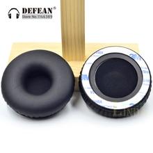 新しいクッション耳パッド枕用ソニーMDR XB550AP XB450AP XB650BTヘッドフォン72ミリメートル