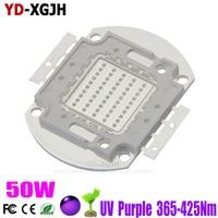 UV Purple LED Integrated 365nm 370nm 375nm 380nm 385nm 390nm 395nm 400nm 405nm 410nm 425nm for SMD Lamp 50W