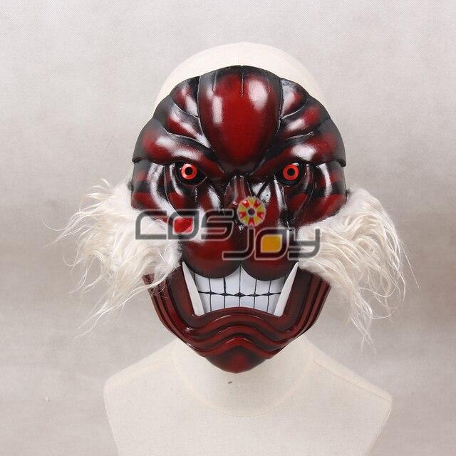 Cosjoy Tokyo Ghoul Koma Enji Mask Eva Cosplay Prop In Action Toy