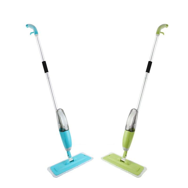 Spray Mop Microfiber Cloth Floor Windows Clean Mop Home