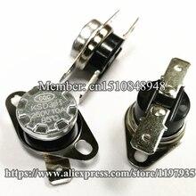 KSD301 Thermostat temperature switch 85 degrees  250V 10A  85 degrees цена и фото