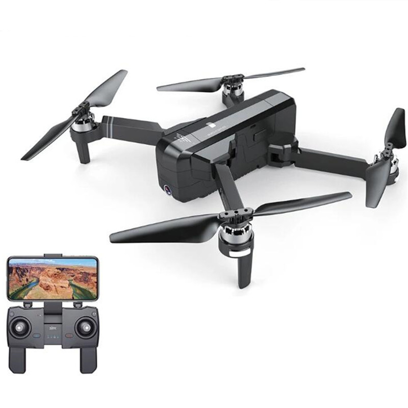 SJRC F11 GPS 5g Wifi FPV Avec 1080 p Caméra 25 minutes Temps de Vol Brushless Selfie RC Drone Quadcopter
