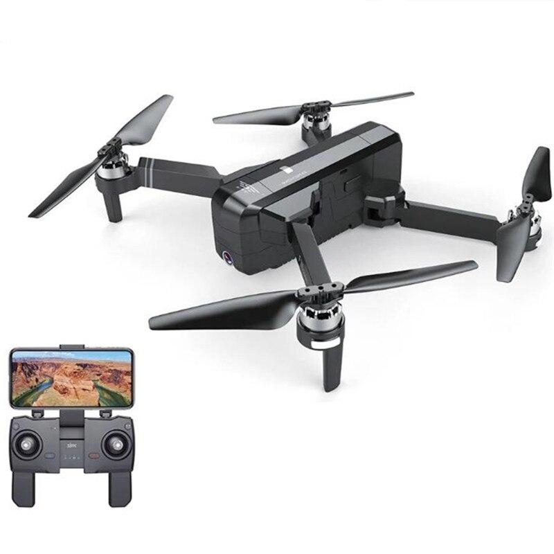 SJRC F11 gps 5 г Wi Fi FPV системы с 1080 P камера 25 минут время полета бесщеточный селфи RC Drone Quadcopter