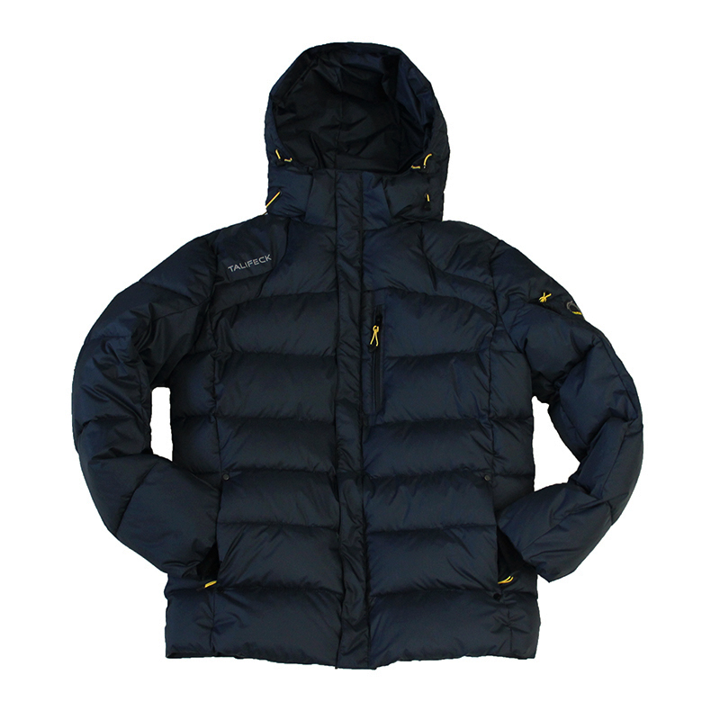 Winter Jacket Down Men Parka 80 White Duck Jackets Padded M 4XL 2019 Thick Hood Brands