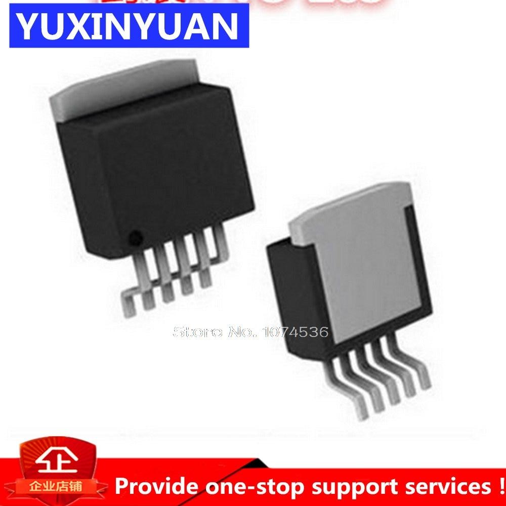 10pcs MIC29302WU PMIC Voltage Regulator TO-263-5