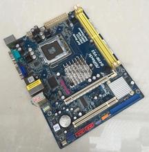 Бесплатная доставка в исходном материнская плата для ASRock G41M-VS3 LGA 775 DDR3 8 ГБ integrated G41 настольный материнская плата