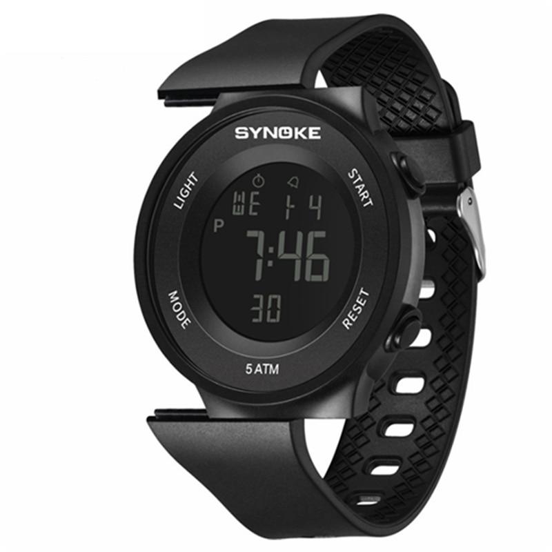 Fashion Luxury Sport Watch Men Digital LED Waterproof Outdoor Female Dress Watches Chrono Electronic G Running Wristwatches