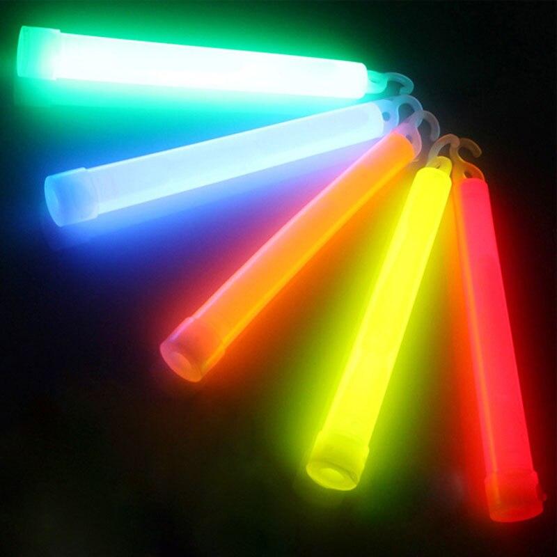 Concert Wilderness Glow Stick Fluorescent Multifunction Survival Camping Emergency Lights Glowstick NSV775