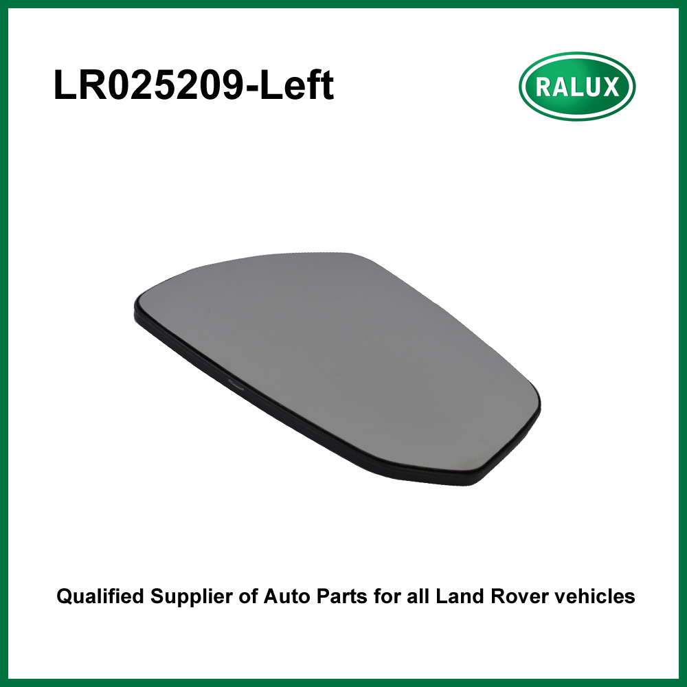 LR025209 car left heating mirror glass for Range Rover Evoque auto wing mirror glass with heating function replacement parts