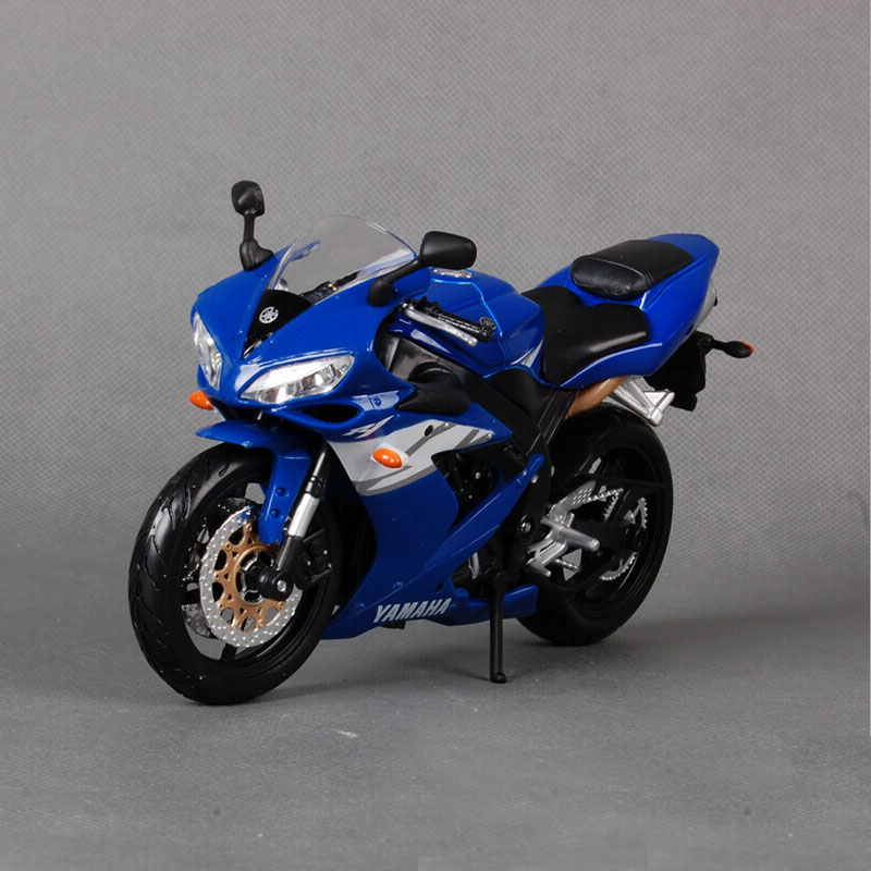 Original maisto new children mini Yamaha Supercross YZF R1 metal die ...