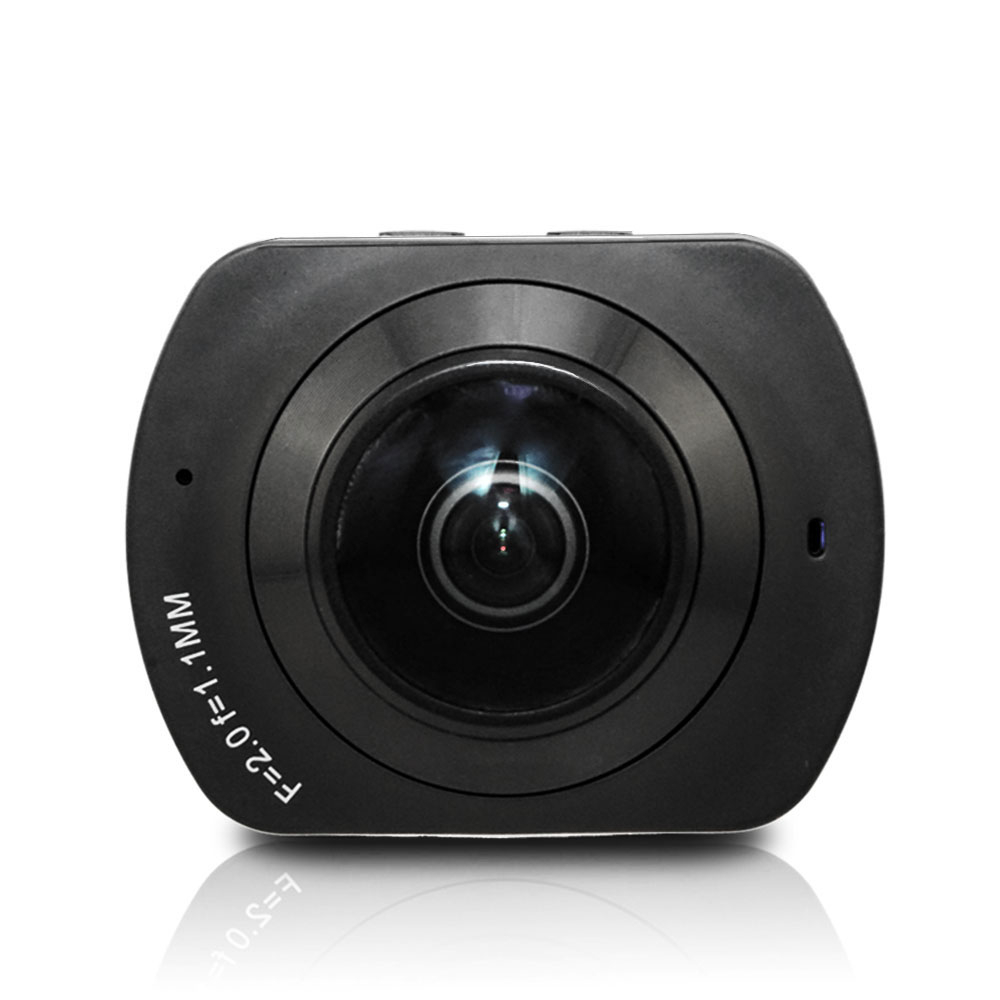 Gizcam 16MP HD Wifi DV действий мини панорама Камера 360 градусов Cam ультра Водонепроницаемый 3D VR видео Регистраторы DVR панорамный видеокамера