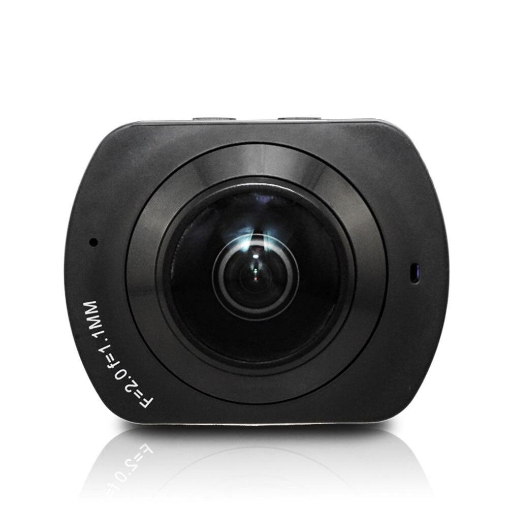 Gizcam 16MP HD Wifi DV Action Mini Panorama Kamera 360 grad Cam Extrem Wasserdicht 3D VR Video Recorder DVR Panorama Camcorder