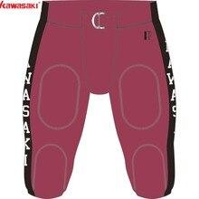 2e4cbf9d44 Kawasaki Personalizada Camisas De Futebol Respirável Calças Esportes  desgaste Da Equipe de Futebol Americano Para Homens