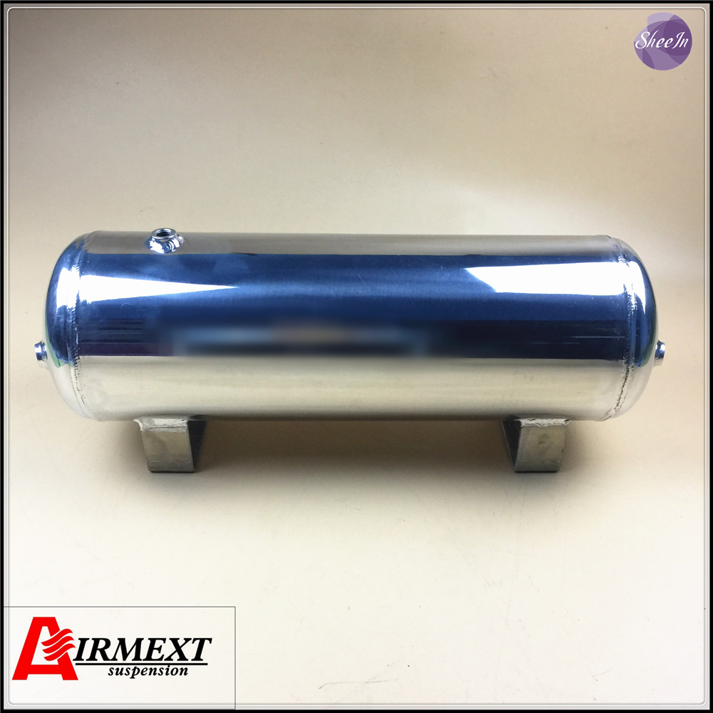 AIRMEXT /9.5L (2,5 gallon) aluminiumsluftcylinder lufttank luftkraft - Bilreservedele - Foto 4
