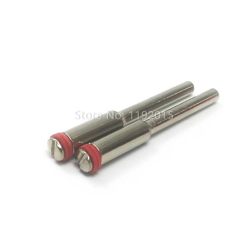 ZtDpLsd 2ชิ้น2.35/3/3.17มิลลิเมตรเลื่อยวงเดือนใบมีดก้านโรตารีก้านเครื่องมือไม้Dremelไฟฟ้ามินิอุปกรณ์เจาะ