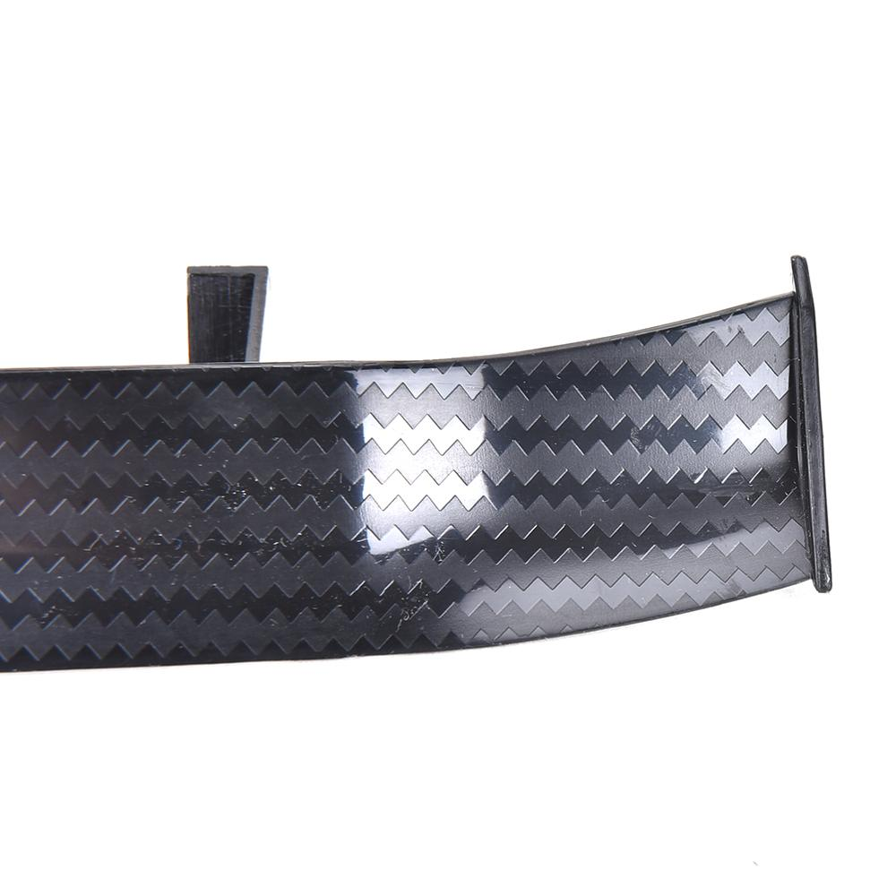 Universal Car Tail Wing GT Carbon Spoiler Mini Auto Fiber Decoration Interior Ornaments in Car Stickers from Automobiles Motorcycles