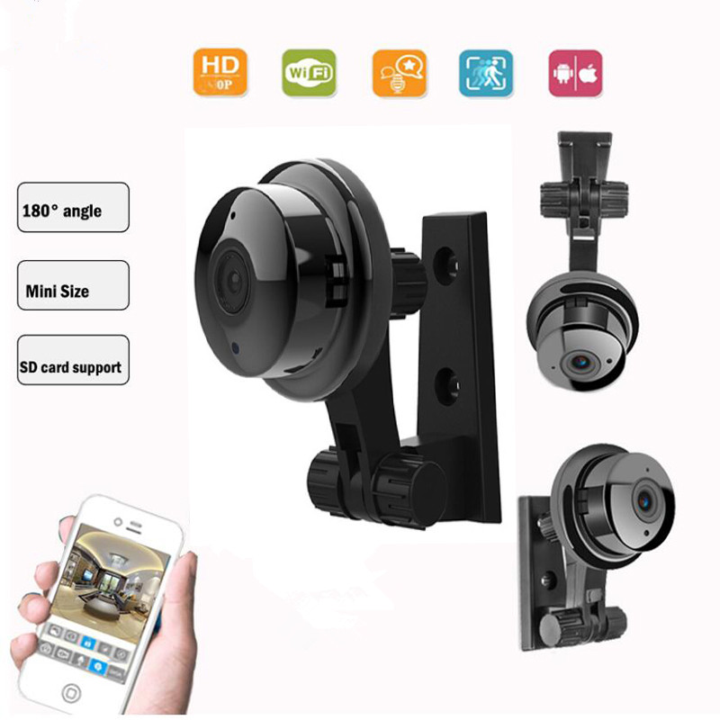 720P Wi-Fi 3D VR Panorami  Camera 180 CCTV Camera 720P IP Camera Wifi Camara IP Fisheye Mini Video Surveillance Cameras720P Wi-Fi 3D VR Panorami  Camera 180 CCTV Camera 720P IP Camera Wifi Camara IP Fisheye Mini Video Surveillance Cameras