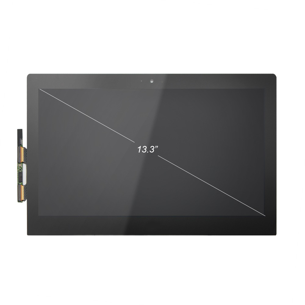 13.3 13.3 Laptop LCD Touch Screen Digitizer Display Assmebly For Toshiba Satellite L35W-B3204 P35W-B3220 P35W-B3304 P35W-B3226 цена