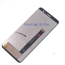 100% mới cho UMIDIGI A1 PRO MÀN HÌNH LCD + màn hình cảm ứng thành phần cho các bộ phận thay thế của UMI A1 PRO MÀN HÌNH hiển thị LCD + dụng cụ