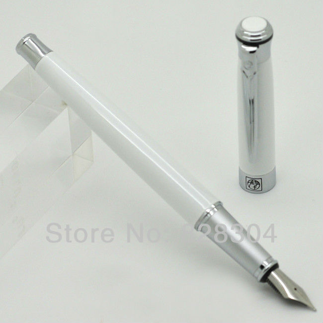 Free shipping new 903 silver fountain pen Picasso 1piece free shipping new and silver