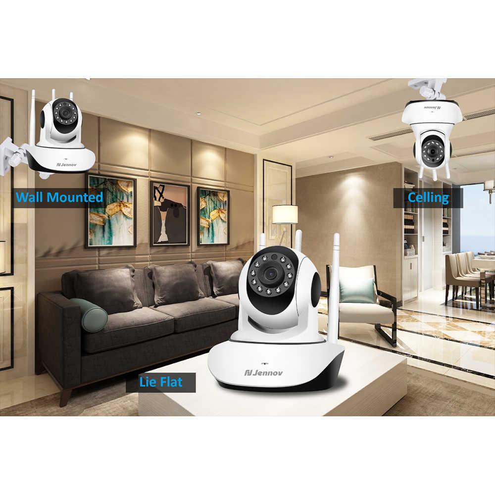المنزل الأمن كاميرا ip لاسلكية 1080P البسيطة شبكة اتجاهين الصوت واي فاي كامارا فيديو داخلي مراقبة CCTV مراقبة الطفل 2MP