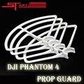4 Pcs RC Quadcopter DJI Fantasma 4 Hélice Guarda Prop Anel protetor de Liberação Rápida de Montagem Para DJI Fantasma Fpv Drone Frete grátis