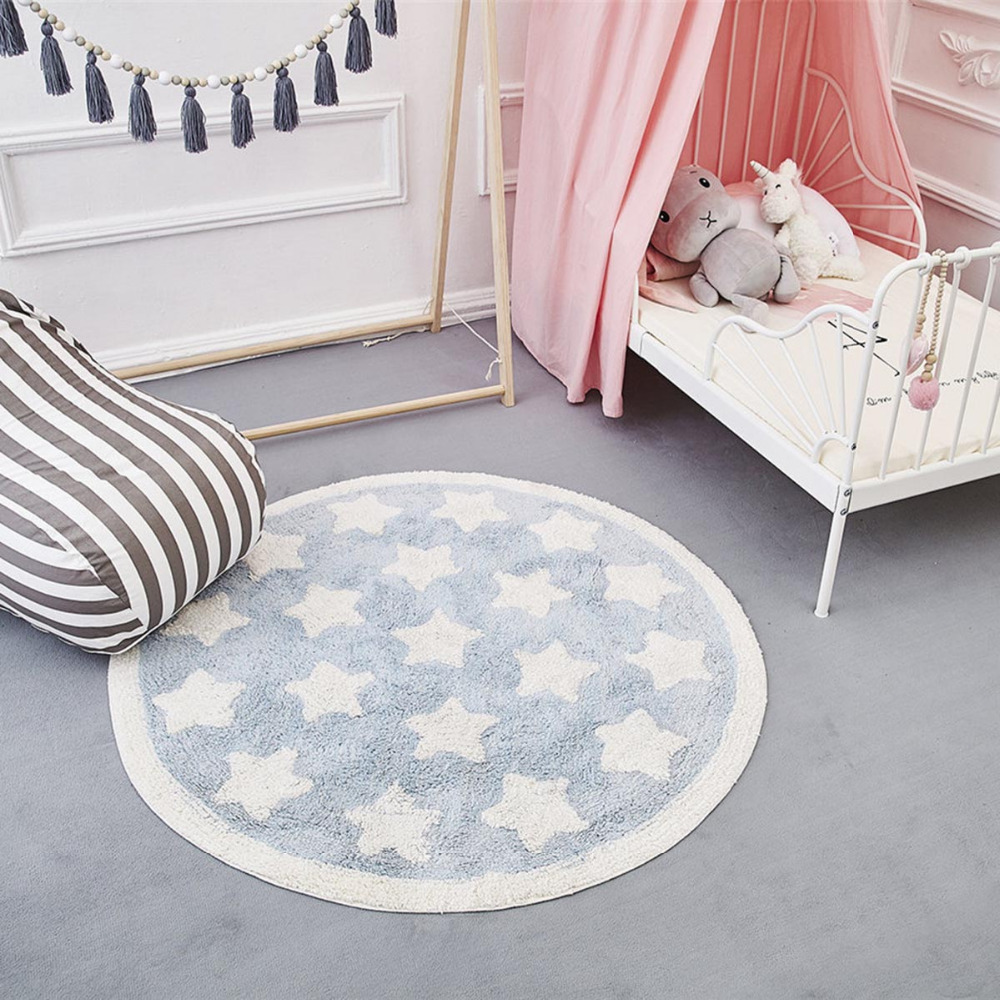Play Mats Toys Rugs Crawling Surface Carpet Developing Children Game Kids Cotton Blanket Floor Room Decoration Baby Gifts baby play mat bear photo kids play game round carpet rugs mats cotton baby gifts floor carpet for kids baby bedroom decoration