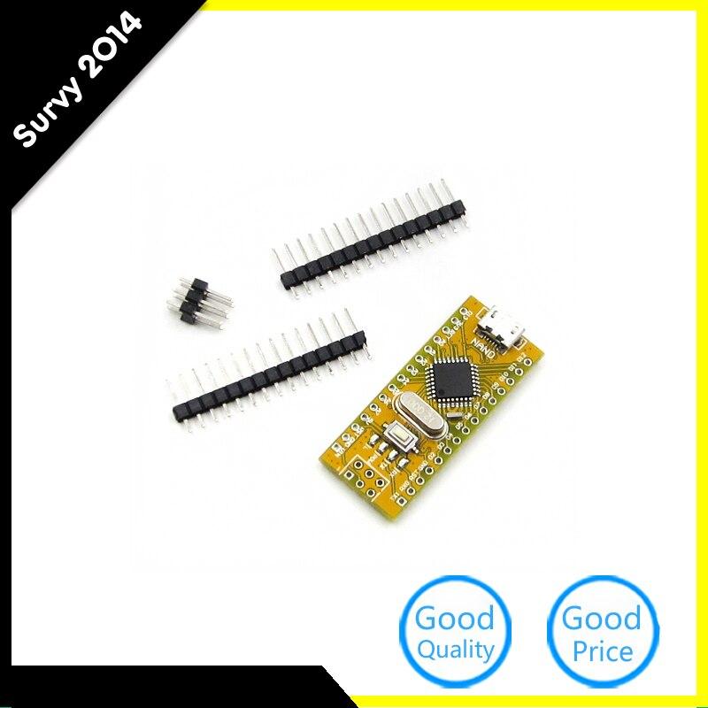 1 pz Micro USB Nano V3.0 ATmega328P CH340G 5 v 16 m Micro-controller Board Per Arduino Nano v3.0