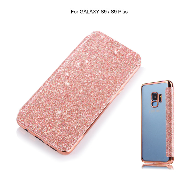 Slim Book Leather+TPU Wallet Flip Phone Protect Soft Samsung Galaxy S9 S8 Plus Note8 S8 S7 S6 Edge Case Cover