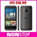 """Разблокирована HTC ONE M9 Мобильный телефон Quad-core 5.0 """"Сенсорный Экран Android GPS WIFI 3 ГБ RAM 32 ГБ ROM Оригинальный сотовые телефоны"""