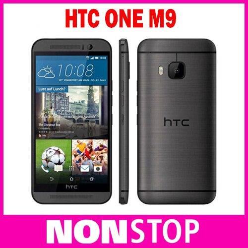 """bilder für Entsperrt HTC ONE M9 handy Quad-core 5,0 """"TouchScreen Android GPS WIFI 3 GB RAM 32 GB ROM Ursprüngliche handys"""