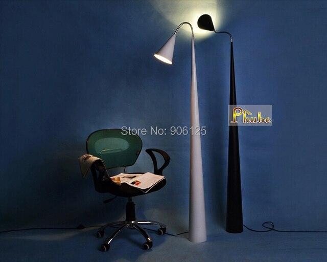 Nordic Modern Floor Lamp Lily Used In Bedroom Living Room Office Study