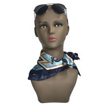 Female PVC Mannequin Head Model Manikin Wig Scarf Glasses Hat Cap Display Stand