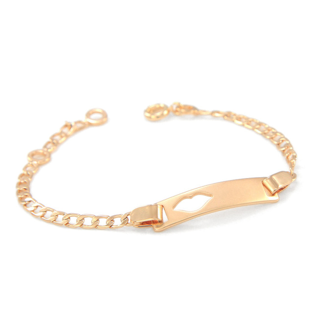 round bracelets for charm chain jewelry hollow bangles new gold fashion plated bracelet women
