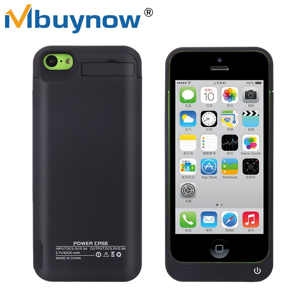 4200mAh External Battery <font><b>Charger</b></font> <font><b>Case</b></font> <font><b>for</b></font> <font><b>iPhone</b></font> 5S Rechargeable Powerbank Backup Battery <font><b>Case</b></font> Cover Charging <font><b>for</b></font> <font><b>iPhone</b></font> 5 5C SE