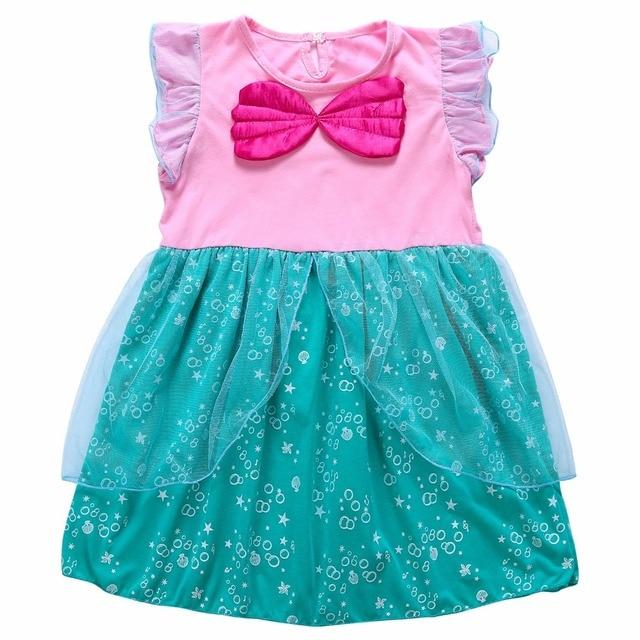 Little Mermaid Party Dress