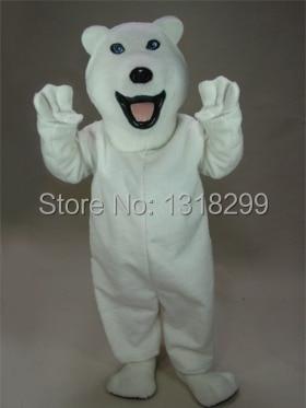 mascot Polar Bear mascot costume fancy dress fancy costume cosplay theme mascotte carnival costume kits