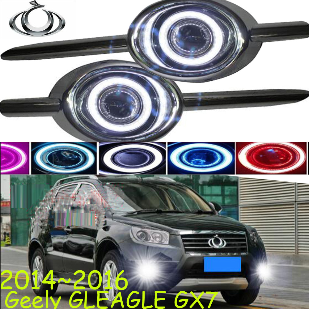 GX7 fog light LED 2014~2016;Free ship!GX7 daytime light,2ps/set+wire ON/OFF:Halogen/HID XENON+Ballast,GX7 bqlzr dc12 24v black push button switch with connector wire s ot on off fog led light for toyota old style