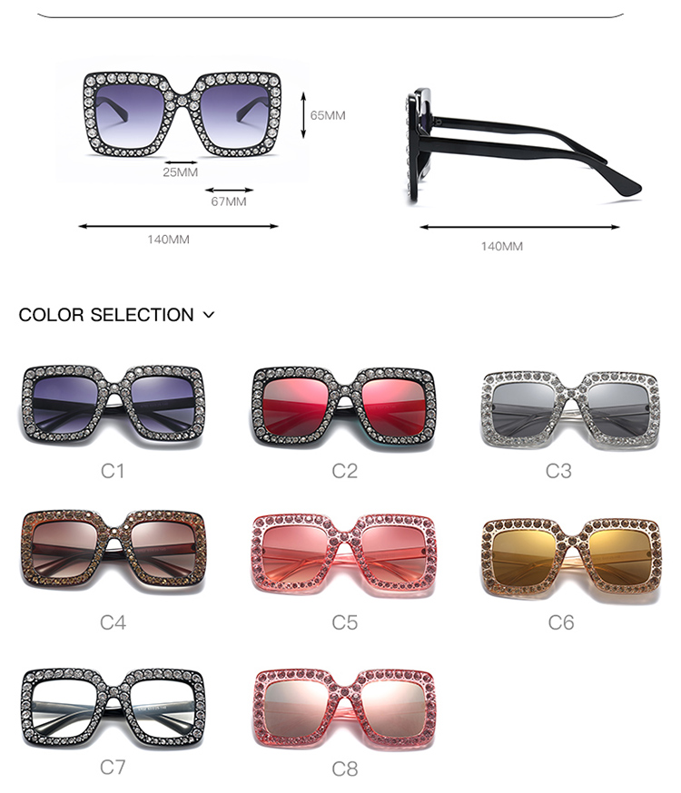 HTB1F9XIaNuaVKJjSZFjq6AjmpXaJ - Sun Glasses for Women Brand 2017 Driving Eyeglasses Female Ladies Sunglass Shades Photochromic Square Rays Women Sunglasses