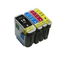 Картриджи для HP HP10 11 XL HP10XL 10XL C4844A Business Inkjet 1000 1100 1100D 1100dtn 1200 1200d 1200dn струйный принтер