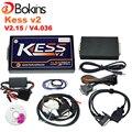 2016 Mais Novo Kess V2 ECU Tuning Chip Ferramenta Kess V2 V2.21 mestre Versão OBD2 Gerente Sintonia Kit FW 4.036 Nenhum Sinal limitado