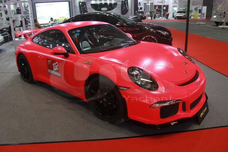 2012-2014 Porsche 911 991 Carrera & Carrera S GT3-RS Style Front Bumper FRP (16)