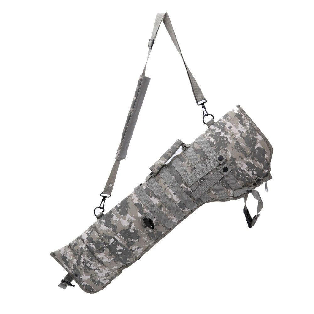 Image 4 - Горячая продажа Одежда для собак военной расцветки на охоту рюкзак тактический для ружья длинная сумка для переноски кобура для пистолета защитный чехол рюкзак-in Аксессуары для охотничьего оружия from Спорт и развлечения