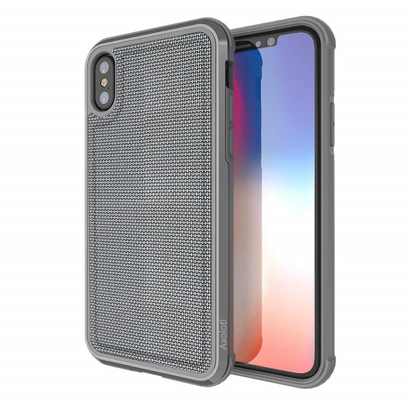 Phone Case For iPhone XS X Defence Military Grade Drop Tested Aluminum Case Cover For iPhone X Cover CapaFitted Cases   -