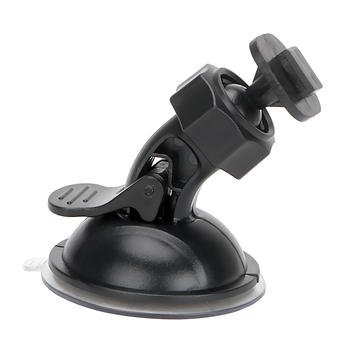 LEEPEE Car Driving Recorder Bracket Sport DV Camera Mount 360 Degree Rotating DVR Holder for Xiaomi YI GoPro Car Holder image